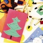CREATE A HOLIDAY CARD FOR CHILDREN IN THE HOSPITAL