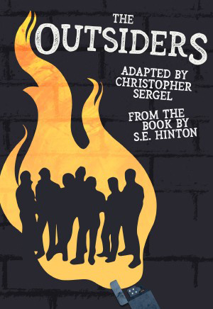 """""""The Outsiders"""" Premieres on Kingsway Stage Dec. 6"""