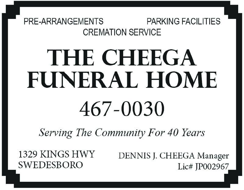 The Cheega Funeral Home