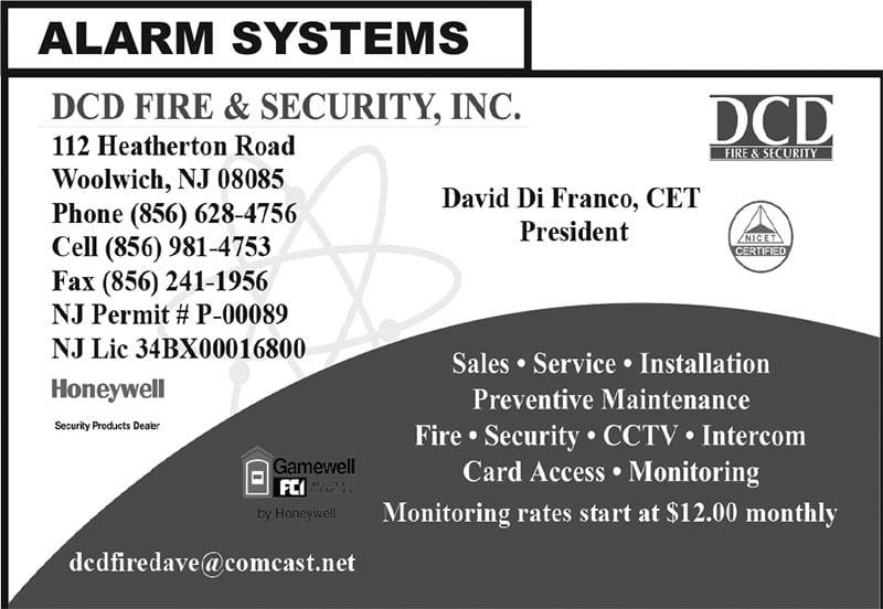 DCD Fire & Security