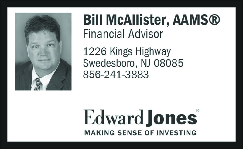 Bill McAllister Financial Adviser