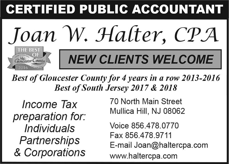 Joan Halter Accountant