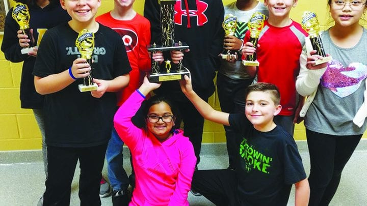 Harker Students Mathleague.org Champions