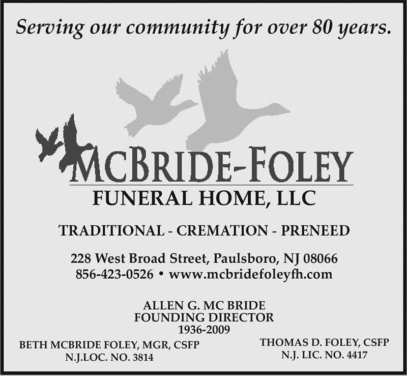 McBride-Foley Funeral Home