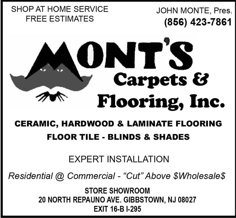 Mont's Carpets & Flooring