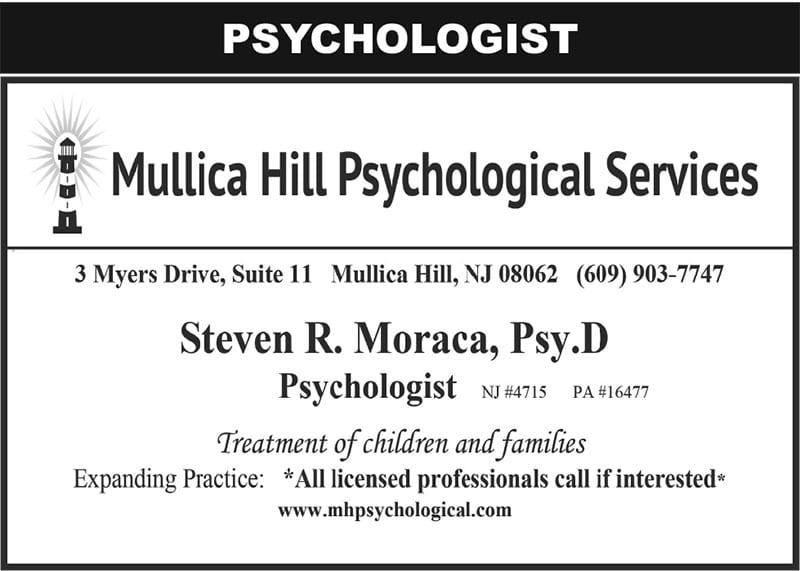 Mullica Hill Psychological Services