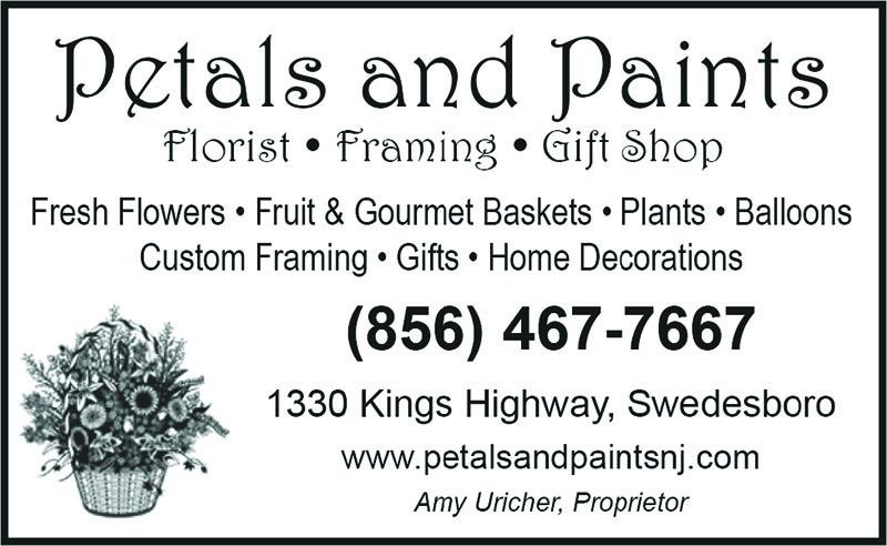 Petals and Paints