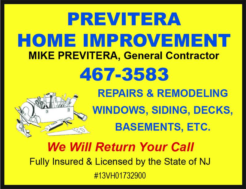 Previtera Home Improvement