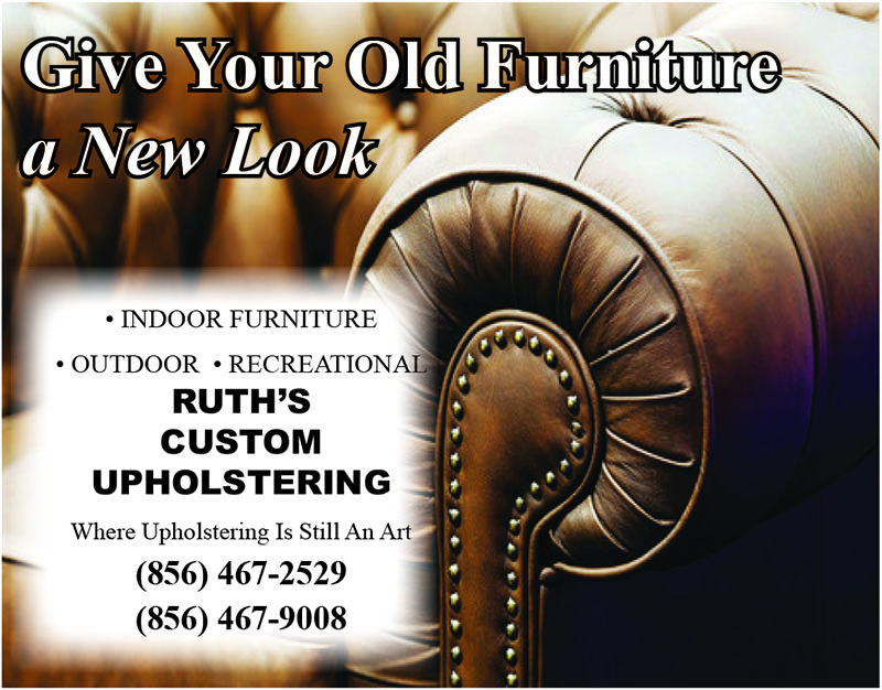 Ruth's Custom Upholstery