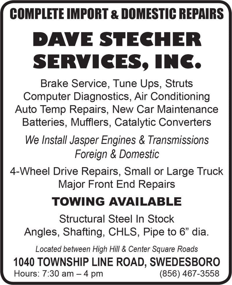 Dave Stecher