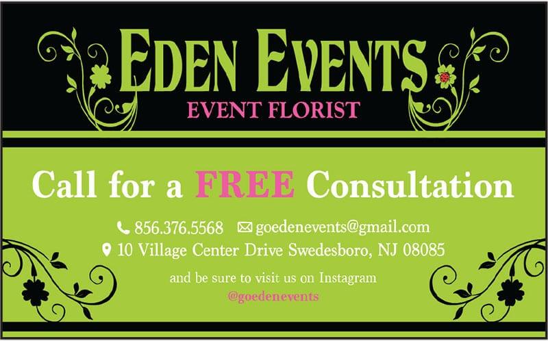 Garden of Eden Events