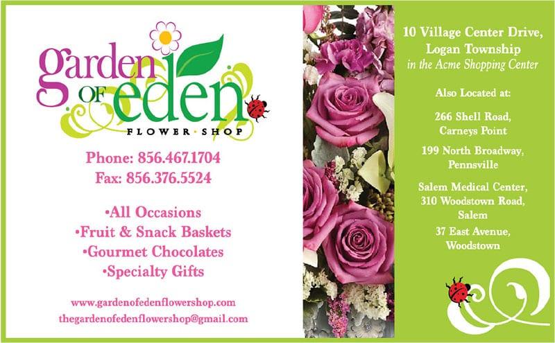 Garden of Eden Obituary