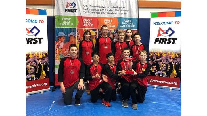 Dragonators Win Diamond State Championship