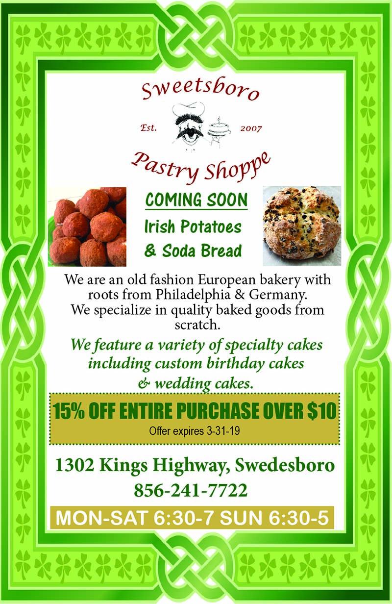 Sweetsboro Pastry