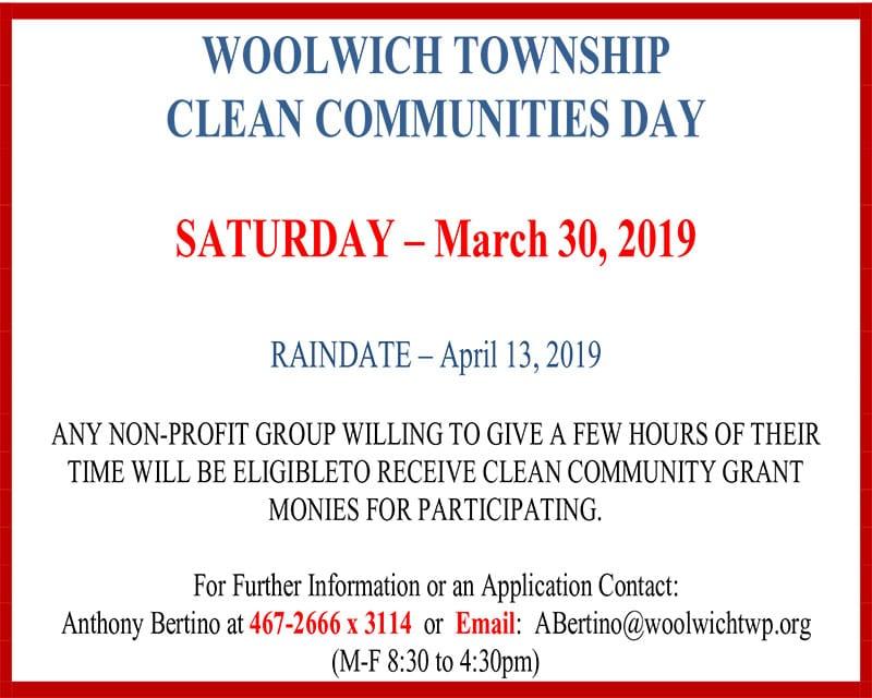 Woolwich Clean Community