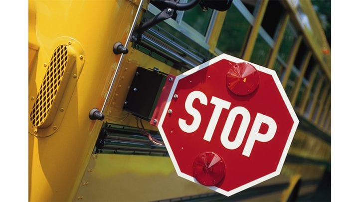 Red Lights Mean STOP Campaign