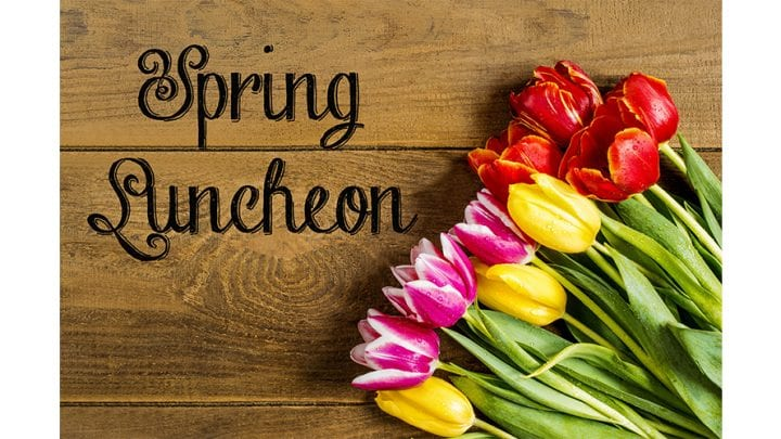 EAST GREENWICH ANNUAL SPRING LUNCHEON