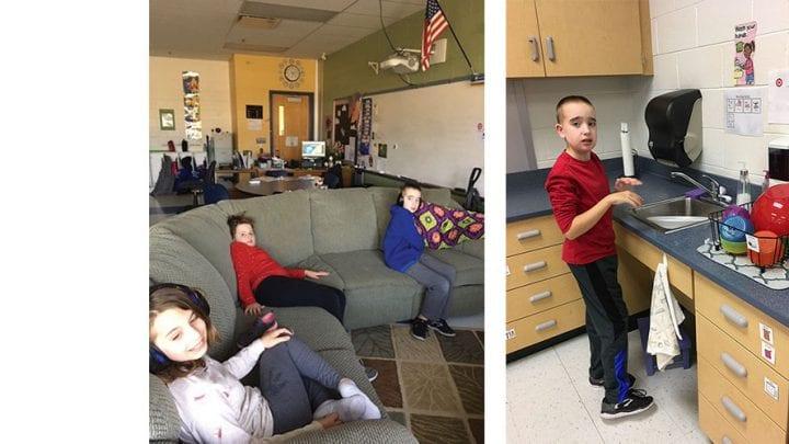 Functional Living Program at General Charles Harker School