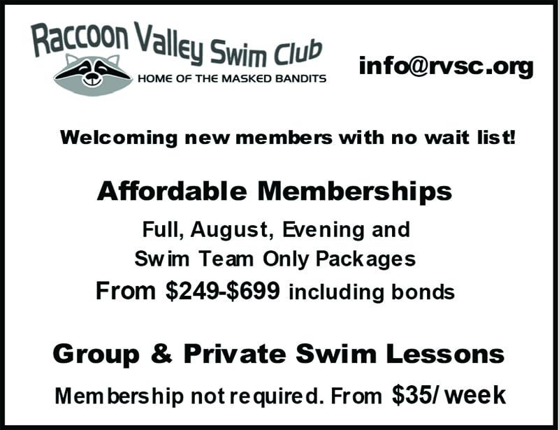 Raccoon Swim Club