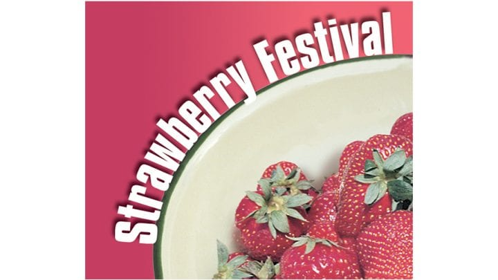 127th STRAWBERRY SUPPER AT WOODSTOWN FRIENDS MEETING