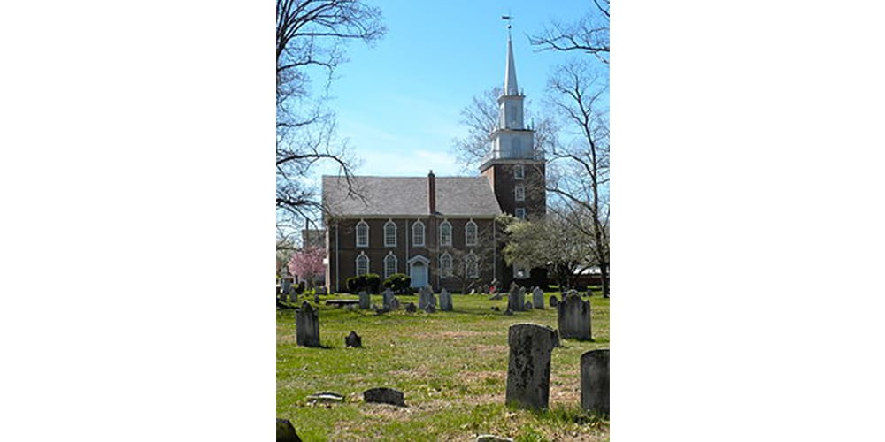 """Trinity """"Old Swedes"""" Episcopal Church Welcomes New Priest-in-Charge"""