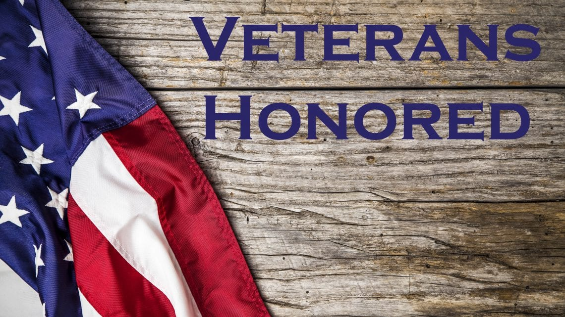 2 Local Veterans Honored With Federal Medals