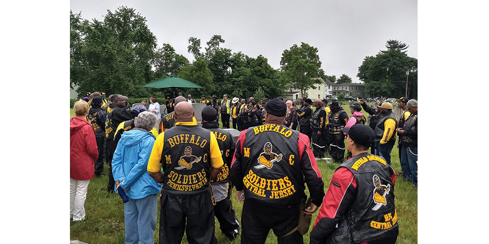 Buffalo Soldiers Motorcycle Group Returns June 22