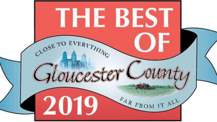 "Area's ""Best of Gloucester County"" Winners"