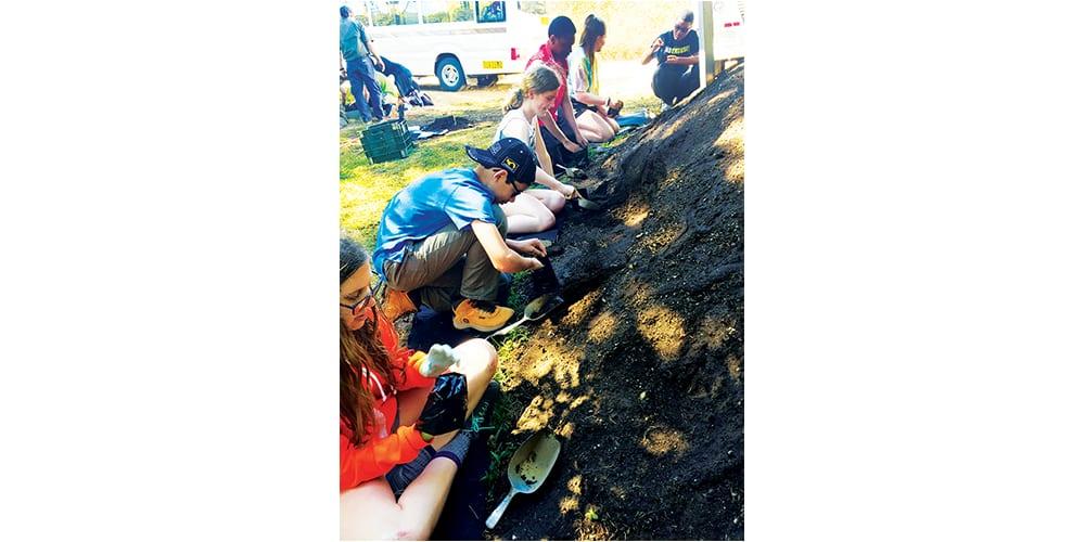 Quaker School Efforts Range from Neighborhood Needs to National & Global Concerns