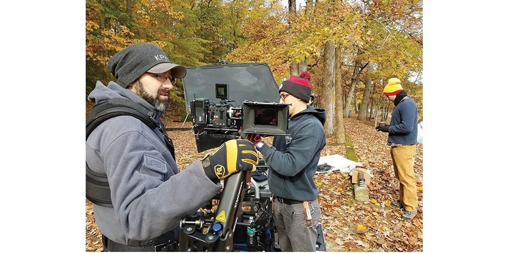 Shooting Locally, Swedesboro Film Company Wins Prestigious Film Festival Awards