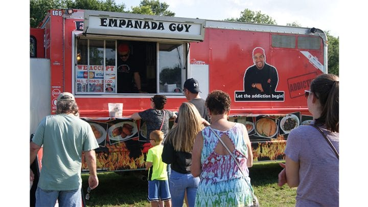 The Next Food Truck Thursdays Is July 25!
