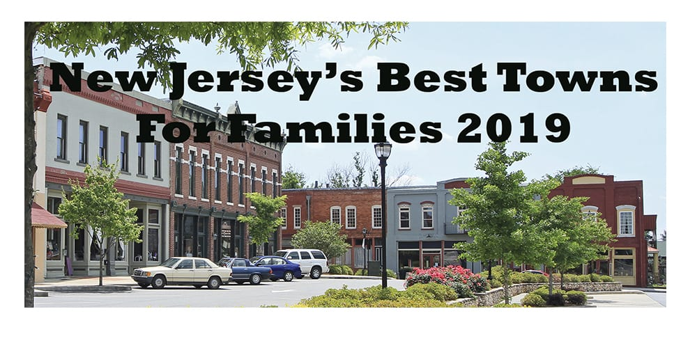 New Jersey's Best Towns for Families 2019 List