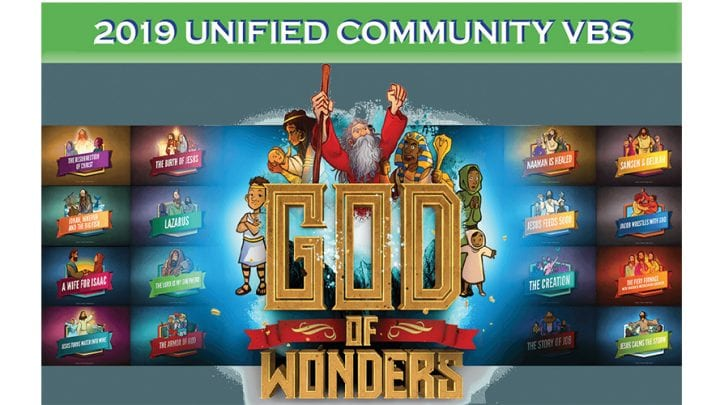 Unified Community Vacation Bible School