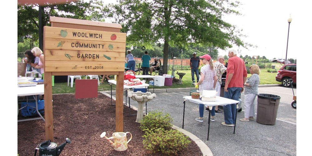 Woolwich Community Garden Party A Success