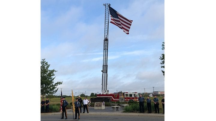 Woolwich Township 9/11 Patriot Day Remembrance Ceremony
