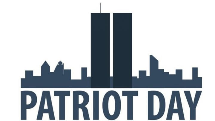 WOOLWICH PATRIOT DAY CEREMONY SEPT. 11
