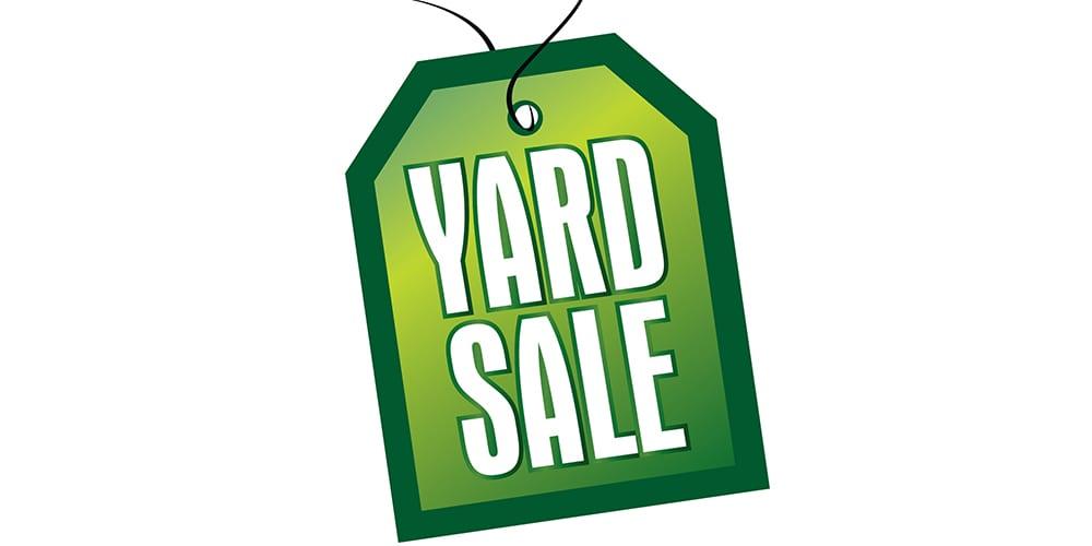 Townwide Yard Sale Still A Go
