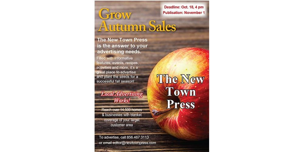 November issue deadline