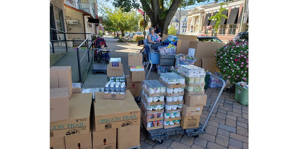 In Downtown Swedesboro, a Beacon of Hope for Those in Need