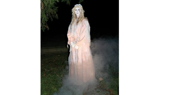 Local Haunts and Ghost Hunters: Welcome to October!
