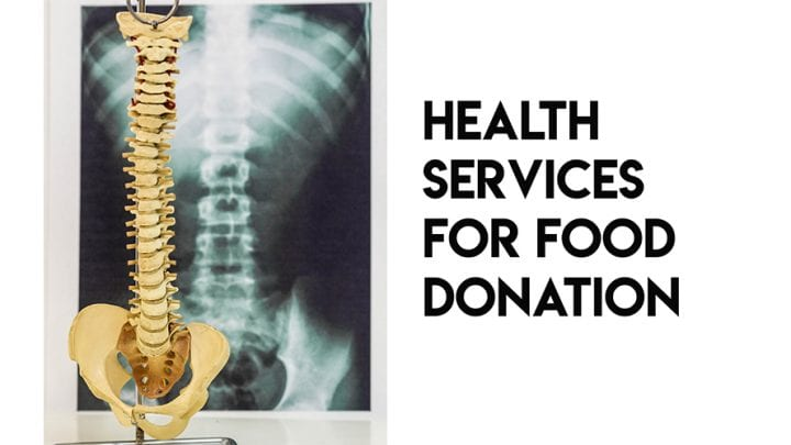 Local Dr. To Trade Health Services In Exchange For Food For Local Foodbank