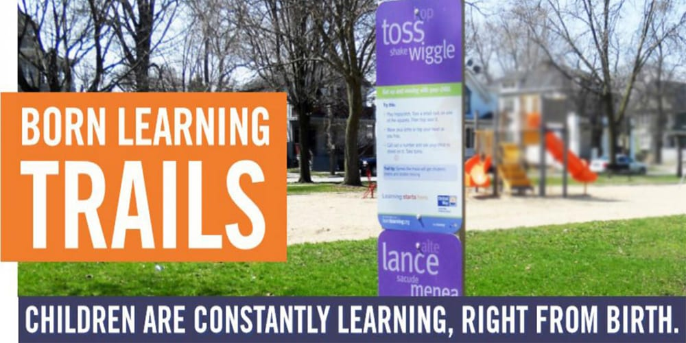 Born Learning Trail Coming to Logan Township