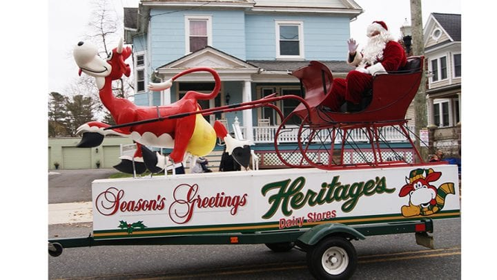 Swedesboro Christmas Parade, Nov. 30