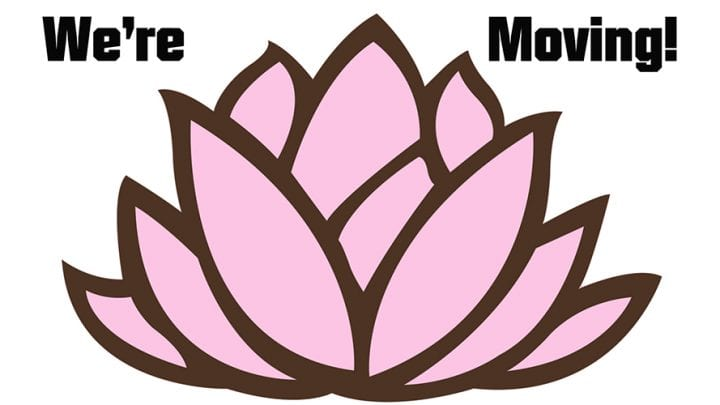 PINK LOTUS MOVES TO MULLICA HILL
