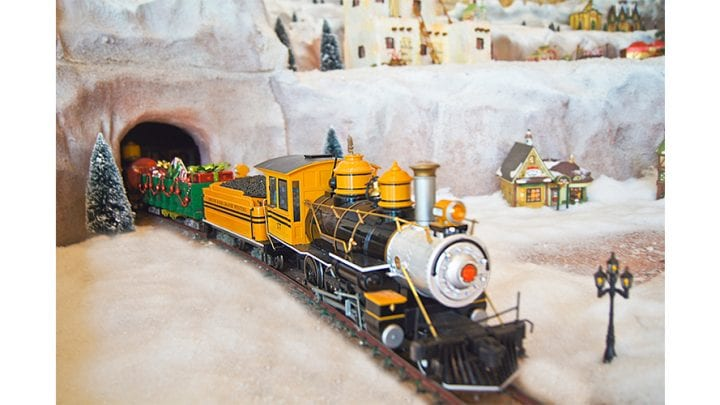Swedesboro Home Open As Part of Model Railroad Month