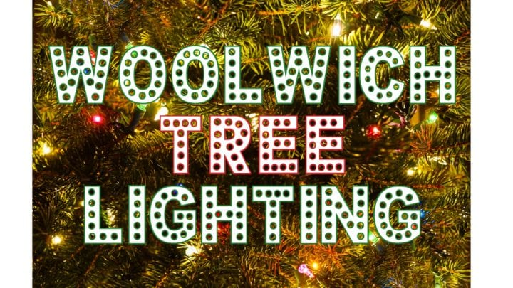 Woolwich Tree Lighting & Holiday Village, Nov. 30