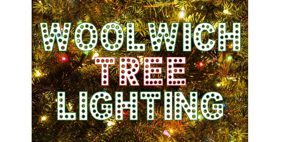 Woolwich Tree Lighting & Holiday Village, Nov. 30