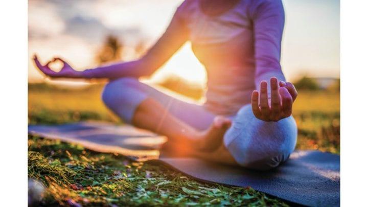 Outdoor Yoga & Meditation, Oct. 19