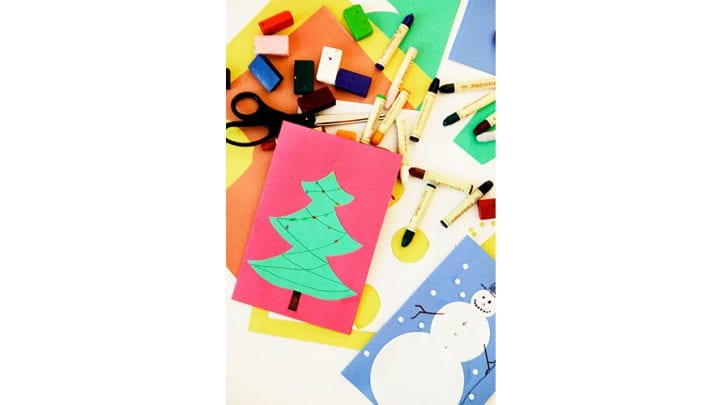 5th Annual Holiday Cards for Children in the Hospital