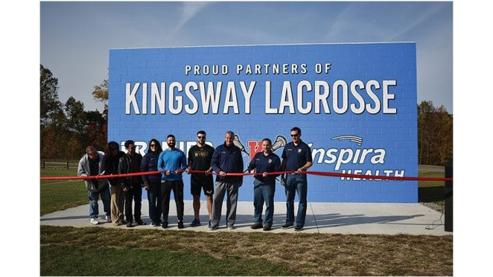 Lacrosse Rebound Wall Unveiled